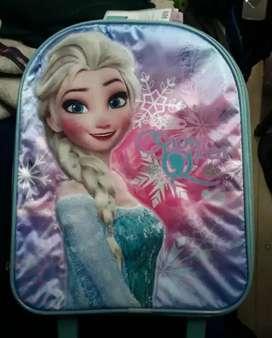 Mochila Frozen (Nuevo)