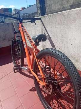 Bicicleta MTB Mérida R26