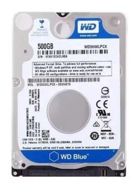 Disco duro 500g