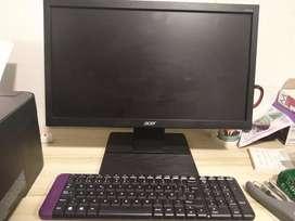 PC de escritorio cpu power 2 meses de uso
