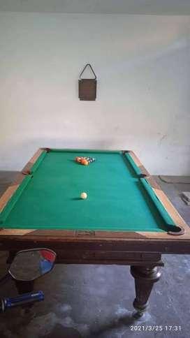 Mesas de billar y billar pool
