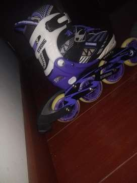 Patines Roller Points Talla 3135