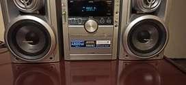 Panasonic ak-350 mini componente