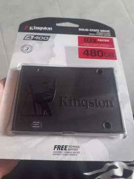 Solido de 480gb Kingston
