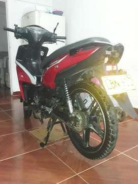 Me Vende Moto Weeway Modelo 2014