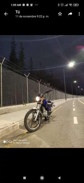 Vendo moto marca Ranger 150 AT -10