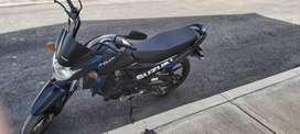 Vendo moto zuzuki ayate modelo 2019