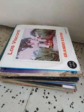 Promoción 34 Discos long play de música variada