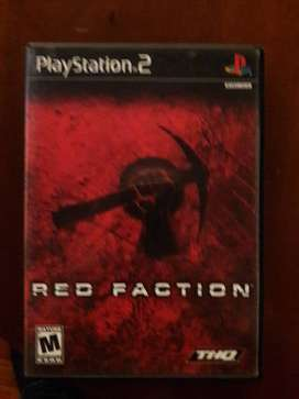 Red Faction para PS2