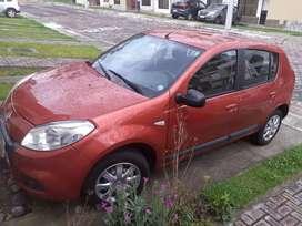 Vende Renault Sandero flamante toda prueba cero choques