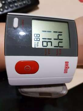 Tensiómetro digital BRAUN