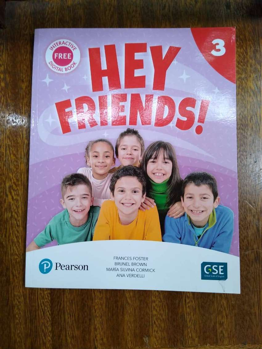 Hey Friends 3