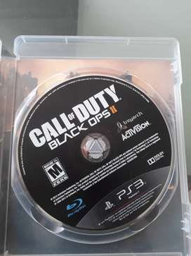 Juego de ps3 call of duty black ops 250099