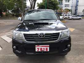TOYOTA HILUX MOTOR 3.000 DIESEL AUTOMATICA 4x4 FULL EQUIPO