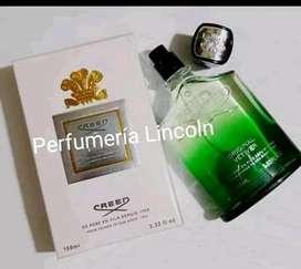 Perfume creed Vetiver