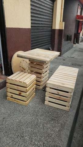 Muebles para Negocio U Hogar Estiba
