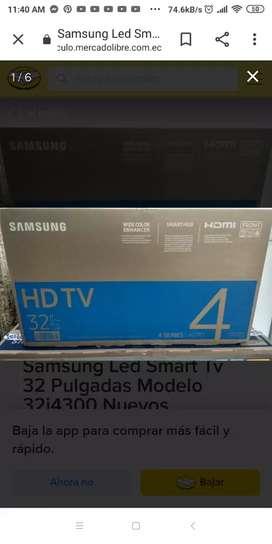 """Televisores Samsung j4 modelos 2020 de 32"""""""