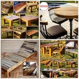 Muebles varios para todo tipo de ambientes