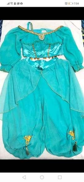 Disfraz de Jazmin (Usado)