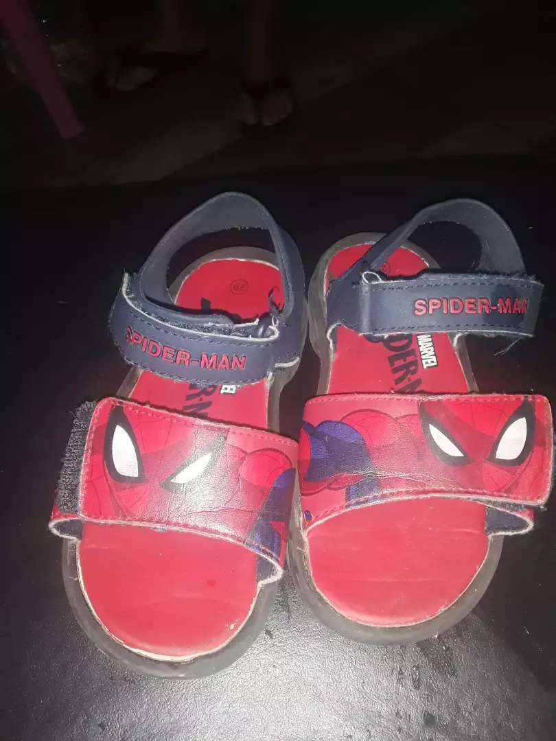 Sandalia atomik de hombre araña 0