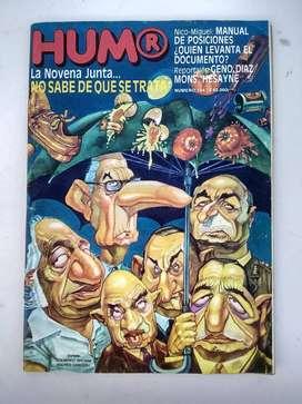 Revista HUMOR N° 104 - Mayo 1983