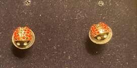 Aros swarovski con piedras