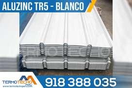ALUZINC TR5 PREPINTADO Y NATURAL