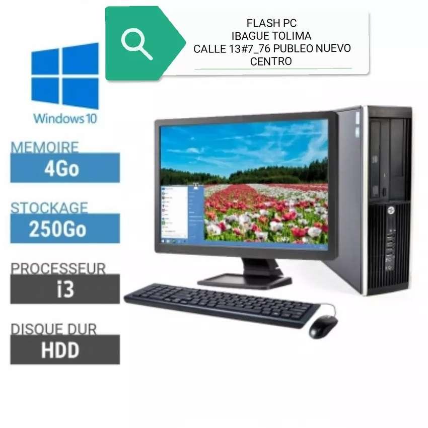 Oferta computadores lenovo intel core i5 ghz 3.30 ram de 4 pantalla 19 0