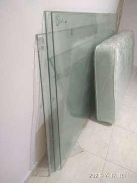 Puertas de vidrio para negocio