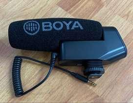 MICROFONO CAMARA BOYA BY VM 600 (MI-251)
