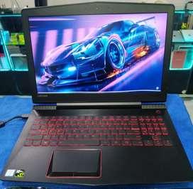 Lenovo Legion E Gaming 15.6 Core i7 Séptima Gen HQ 8 Nucleos, 12gb Ram, 256gb Ssd, T Video Gtx 1060 de 6gb en Ddr5