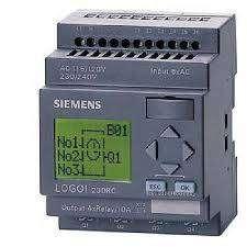 CONTROLADOR LOGO SIEMENS 24VDC VERSION 04 0