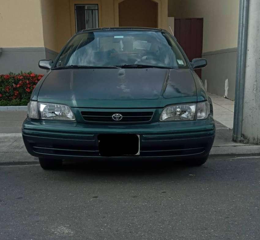 Toyota tercel año 1998 transmisión automática. 0