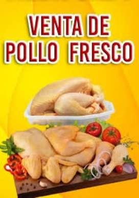 pollo semicriollo libra a 4800, precio especial para mayoristas
