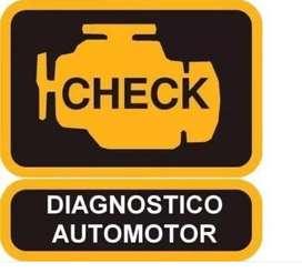 Diagnóstico Automotriz