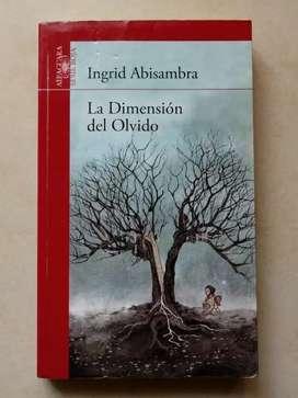 Libro La Dimensión Del Olvido Por Ingrid Abisambra