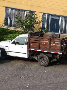 Se transporta escombros mudanzas trasteos