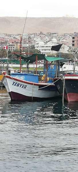Vendo bote a 15.000 soles