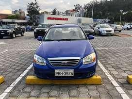 Cerato full equipo sedan impecable un dueño 2009
