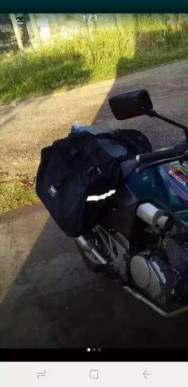 Bolso comerciante para motos