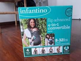 Cargador para bebe 4 en 1 Infantino
