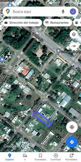 Dueño vende terreno 750m2