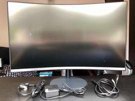 """Monitor Samsung 27"""" LC27T550FDLXZL"""