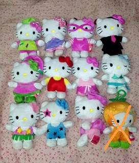 Peluches Hello Kitty Sanrio original