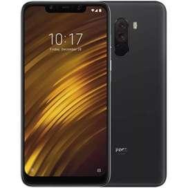 Xiaomi Pocophone F2 Pro Libres Global 4G Funda 128 gb Gtia