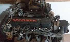 Motor Chevrolet Classic