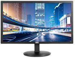 Monitor Led 20 Pulgadas Aoc I2080sw Vga Ips