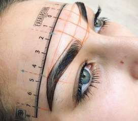 Curso de cejas microblading y micropigmentacion avanzada