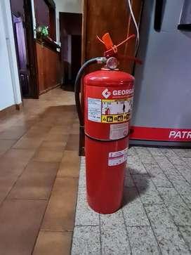 Extintor 10 kilos