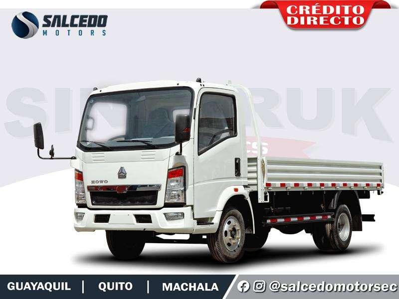 SINOTRUK - Camion ST3.5 0